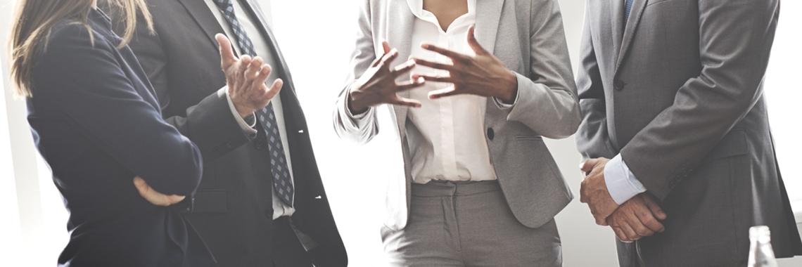 Board Members Discussing a Corporate Decision - Investors - AAK