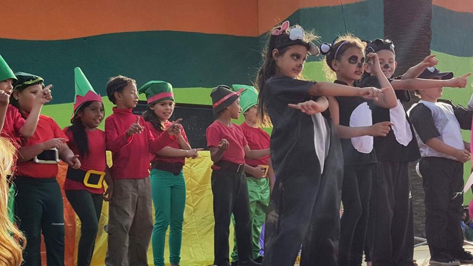 AAK Uruguay local school festival