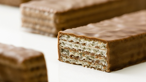 Krispig chokladkaka - Choklad och konfektyr - AAK