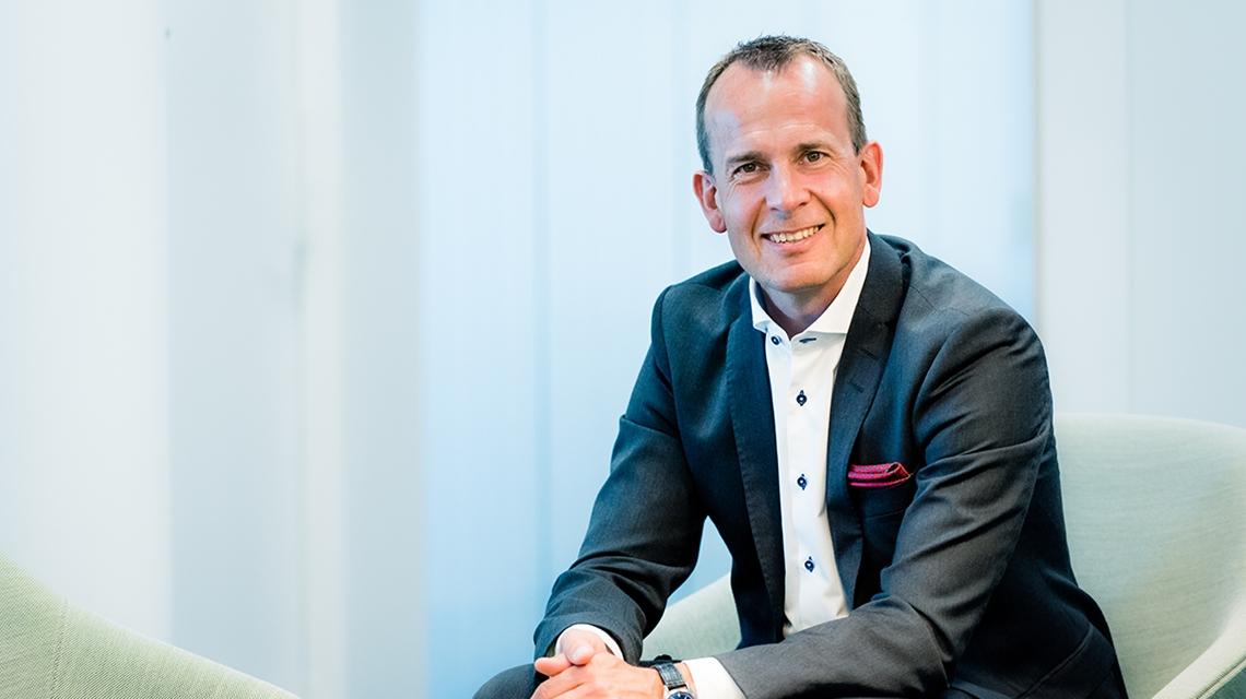 AAK VD och koncernchef Johan Westman