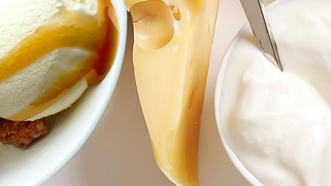 Smör, glass, ost med mera - Mejeriprodukter och glass - AAK