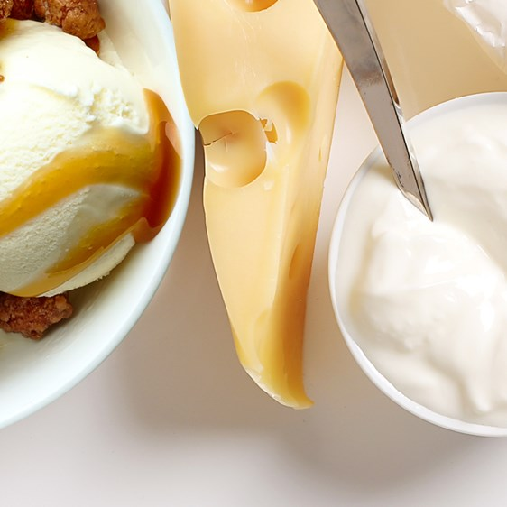 Butter, Ice Cream, Cheese, and more - Dairy and Ice cream - AAK