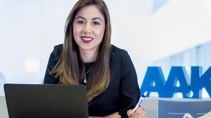 Karla Román - Careers - AAK