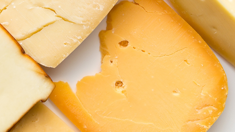 Olika sorters ostar - Mejeriprodukter och glass - AAK
