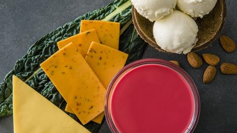 Mejerifria produkter, såsom ost och glass - Special Nutrition - AAK