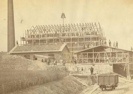 Rejsegilde i maj 1872.