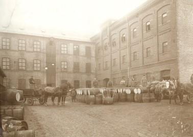"""""""Sukkerhuset"""" er i dag den ældste industribygning på Frederiksbjerg."""