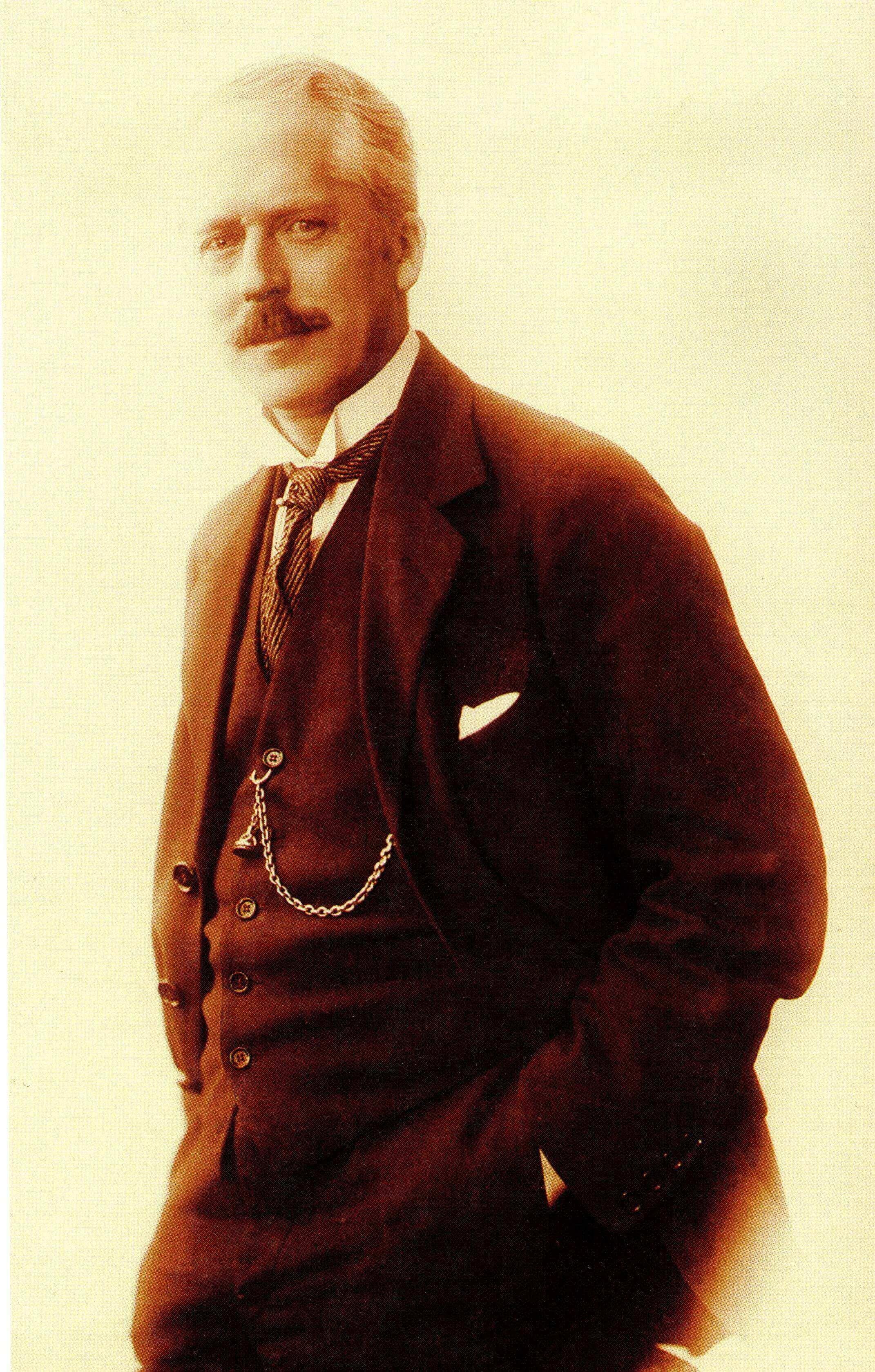 Frederik Lausen.