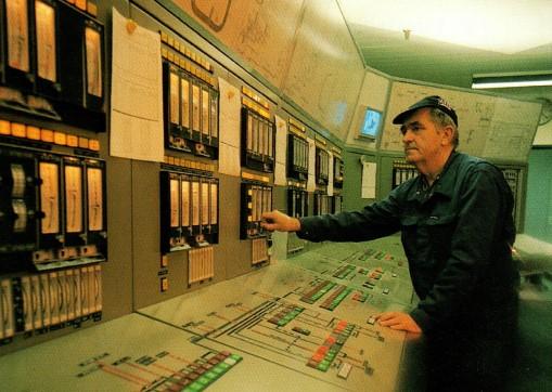 Den højt automatiserede proteinfabrik blev taget i brug i 1975.