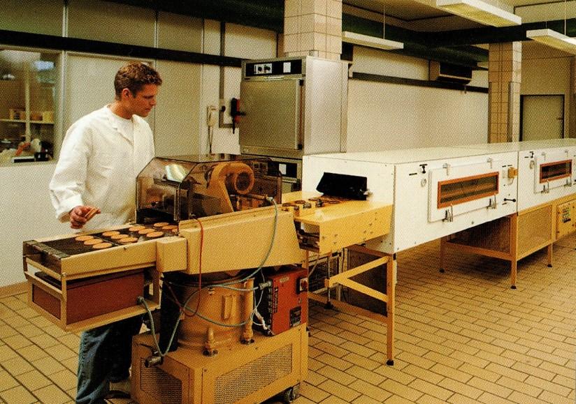 LMT (Levnedsmiddelteknologisk laboratorium) fra 1979.