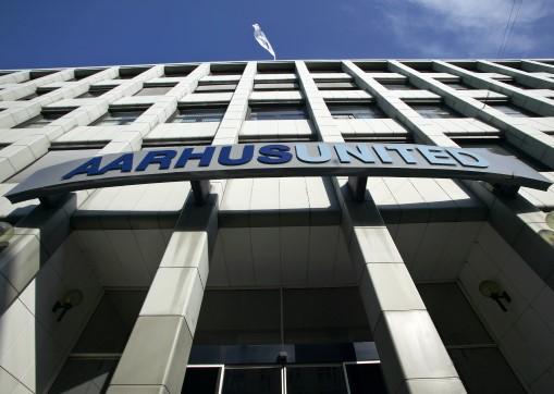 Bybilledet ændrede sig kun en lille smule, da AO blev til Aarhus United.