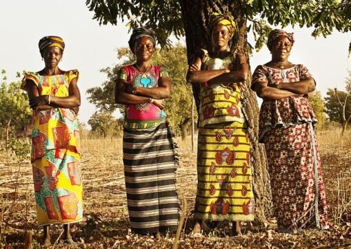 I Kolo Nafaso-programmet ansættes et stigende antal kvindelige ledere i traditionelt mandsdominerede jobs.